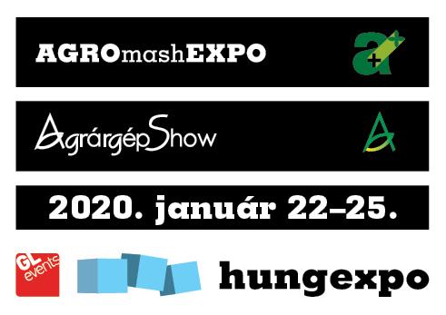 2020-ban is várjuk az AGROmashEXPO-n